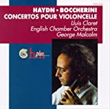 Lluis Claret - Haydn & Boccherini - Concertos pour Violoncelle - HM 1992