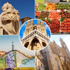 2 Day Tour Barcelona
