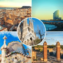 City Tour in Barcelona