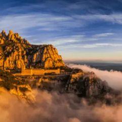 Montserrat Basilica on Tour