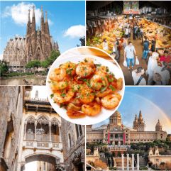 Images of our Barcelona Day Tour