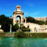 Barcelona garden tour