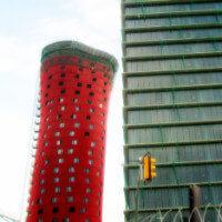 Gran Via 2 Architecture
