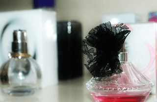 Cosmetics in Barcelona: Parfume
