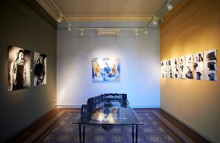Barcelona Art Gallery near La Rambla