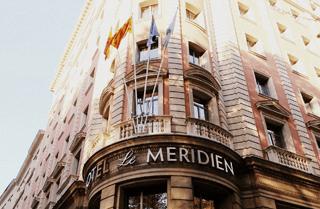 Hotels on La Rambla: Meridien