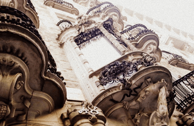 Gaudi restaurant - Casa Calvet