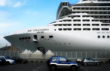 Barcelona Cruise Terminal - Moll Adossat