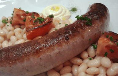 Catalan Restaurant in Barcelona: Botifarra amb seques