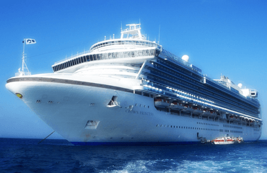 Start a cruise from Barcelona