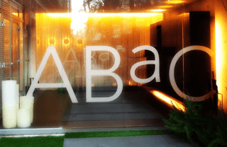 Michelin restaurants in Barcelona: Abac