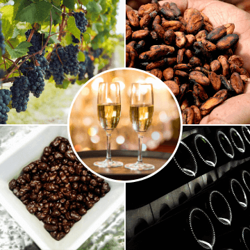 Wine and Chocolate Tour in Barcelona