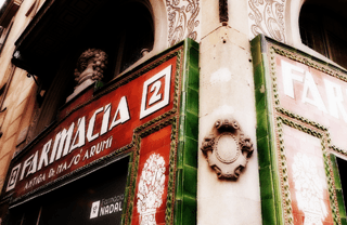 24 hour pharmacies in Barcelona