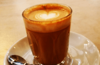 Coffee Shop in Barcelona