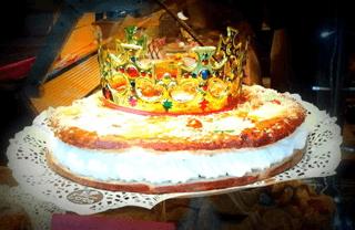Wise Men cake - Tortell de Reis
