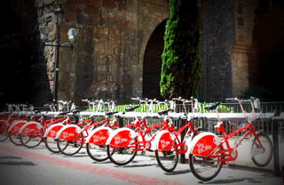 Sports in Barcelona: Biking