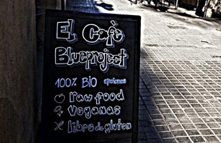Gluten Free Barcelona: vegetarian restaurants
