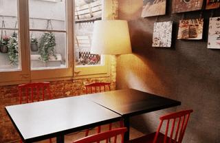 Organic Restaurant in Barcelona: Obbio