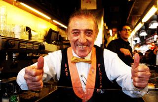La Boqueria Restaurants: Pinotxo