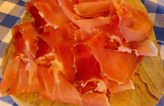 Spanish Cured Ham