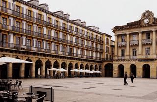 San Sebastian - Constitution Square