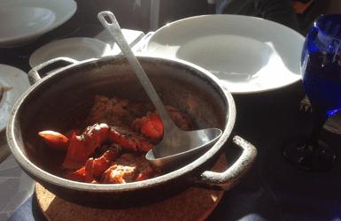 Fish Stew in Spain