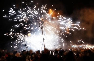 Firerun Merce festival