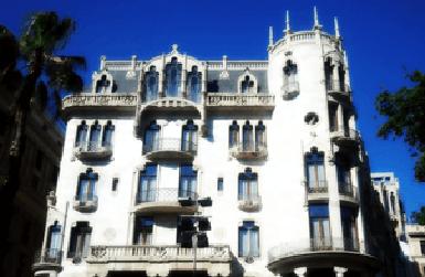 Casa Fuster hotel in Gracia