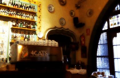restaurants in barri gotic