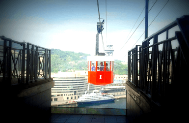 Port Vell Barcelona Cable Car