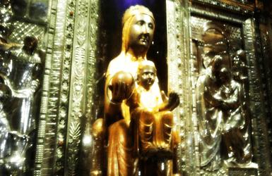 What to do in Montserrat: Black Madonna Shrine