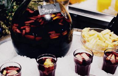 The authentic sangria recipe