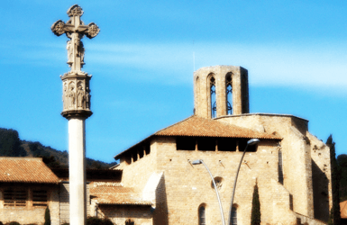 Monasteries in Spain: Pedralbes