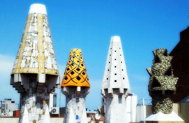 Gaudi hidden gems: Palau Guell