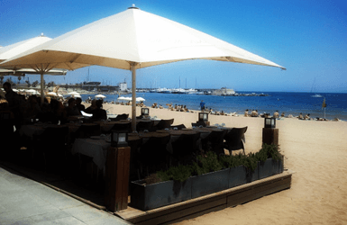 Barceloneta beach restaurants - Ca la Nuri
