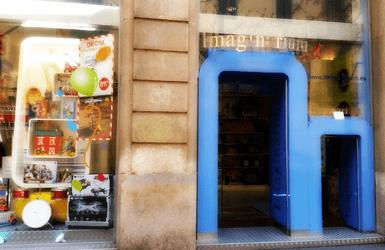 Barcelona toys in Imaginarium