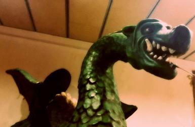 La Mercè Beasts: Drac