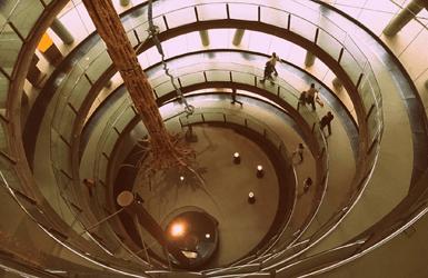 Barcelona museums for kids: Cosmocaixa