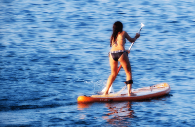 Best water sports in Barcelona