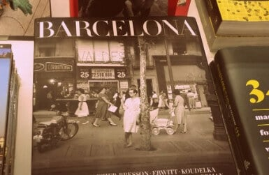 Barcelona best coffee table books for travelers