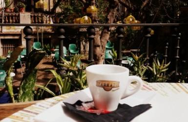 barcelona garden restaurants
