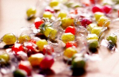 Candy for Sant Medir in Barcelona