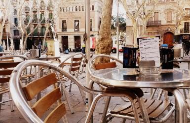 Best Plazas of Gracia (Barcelona)
