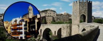 Girona & Besalú Tour Image