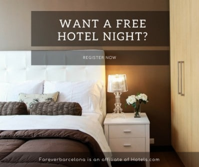 Promo Image for Free Nights on Expedia