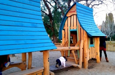 Favorite Barcelona parks & play areas