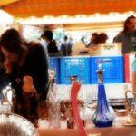 outdoor markets barcelona catalonia spain