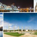 London vs Barcelona Travel and Sites