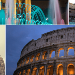 Barcelona sites vs Rome attractions