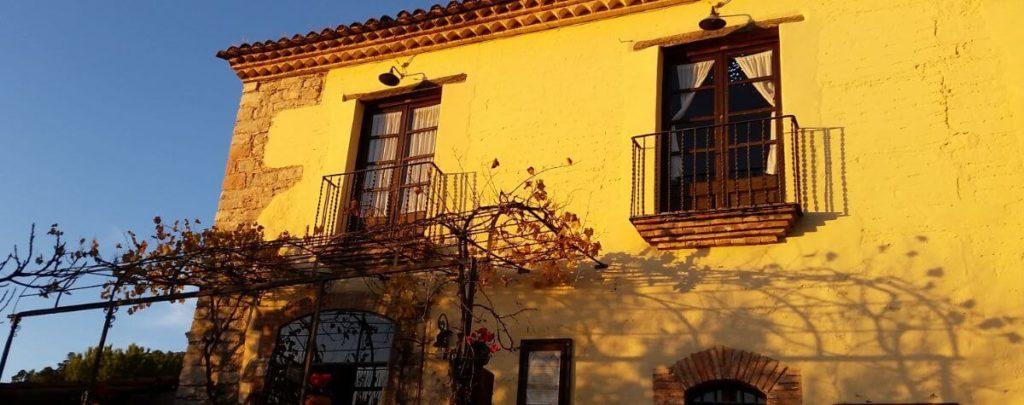 "One of our favorite ""masia"" restaurants in Montserrat"
